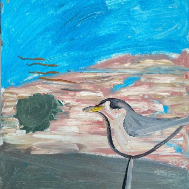 Dummy seagull, Ardamine, 2010