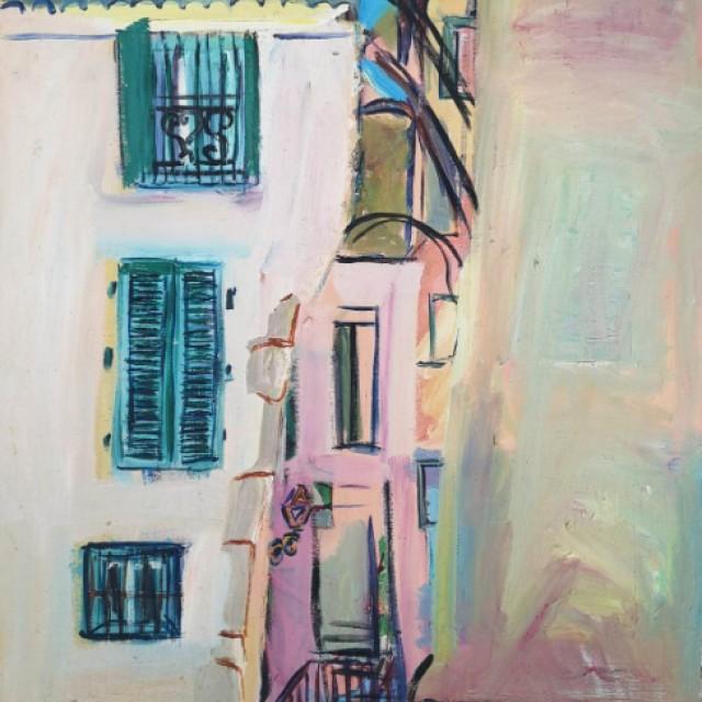 Rue de la Charite, Carpentras, 1997