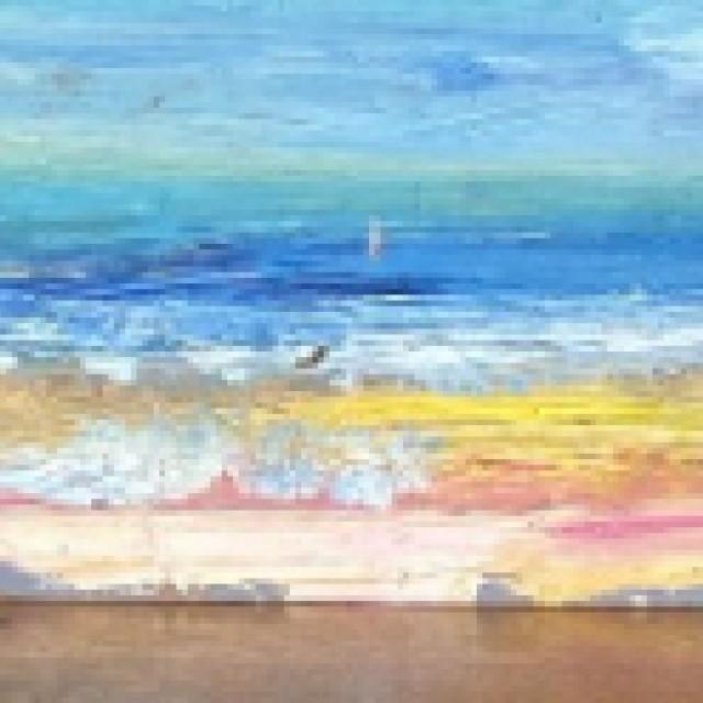 Rough sea, Scotland, 2008