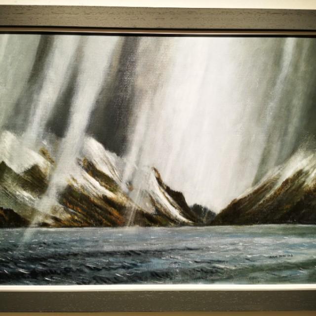 Loch Long, Passing Snow Squalls