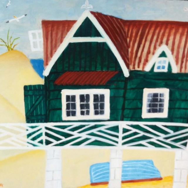 Beach House, Lake Michigan