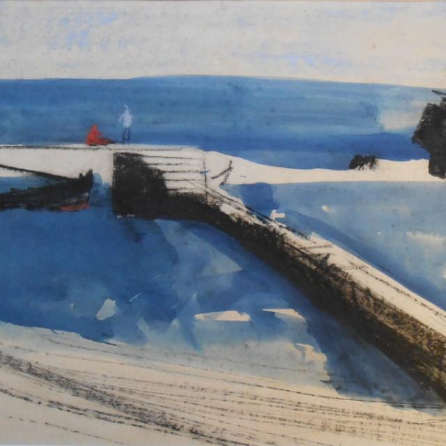 Harbour, Auchmithie