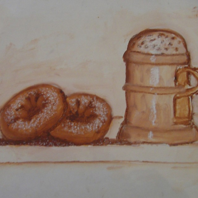 Doughnuts with Sugar Shifter