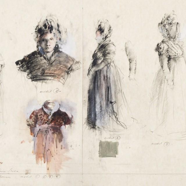 Aristocratic Women,Tosca