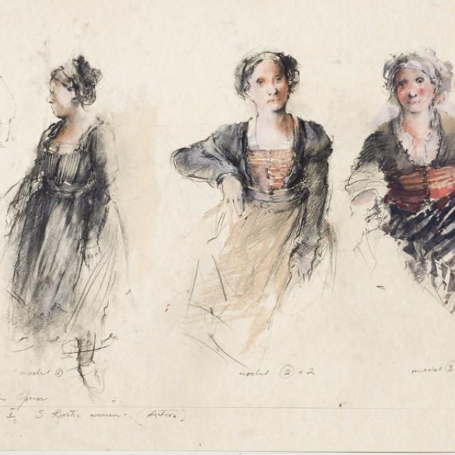 Rustic Women - Tosca