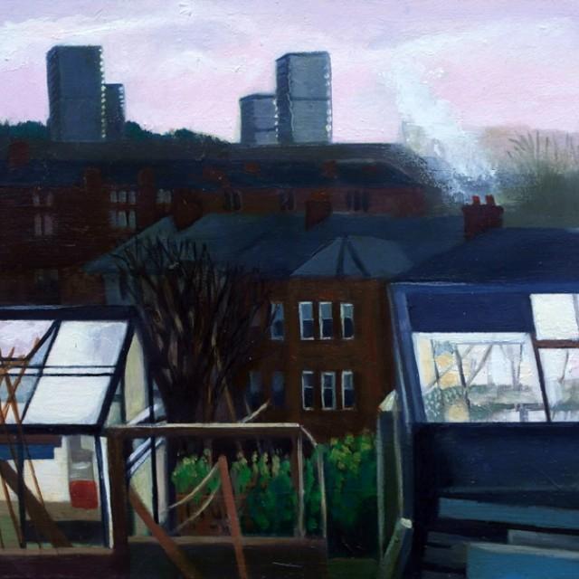 Glasshouses (study)