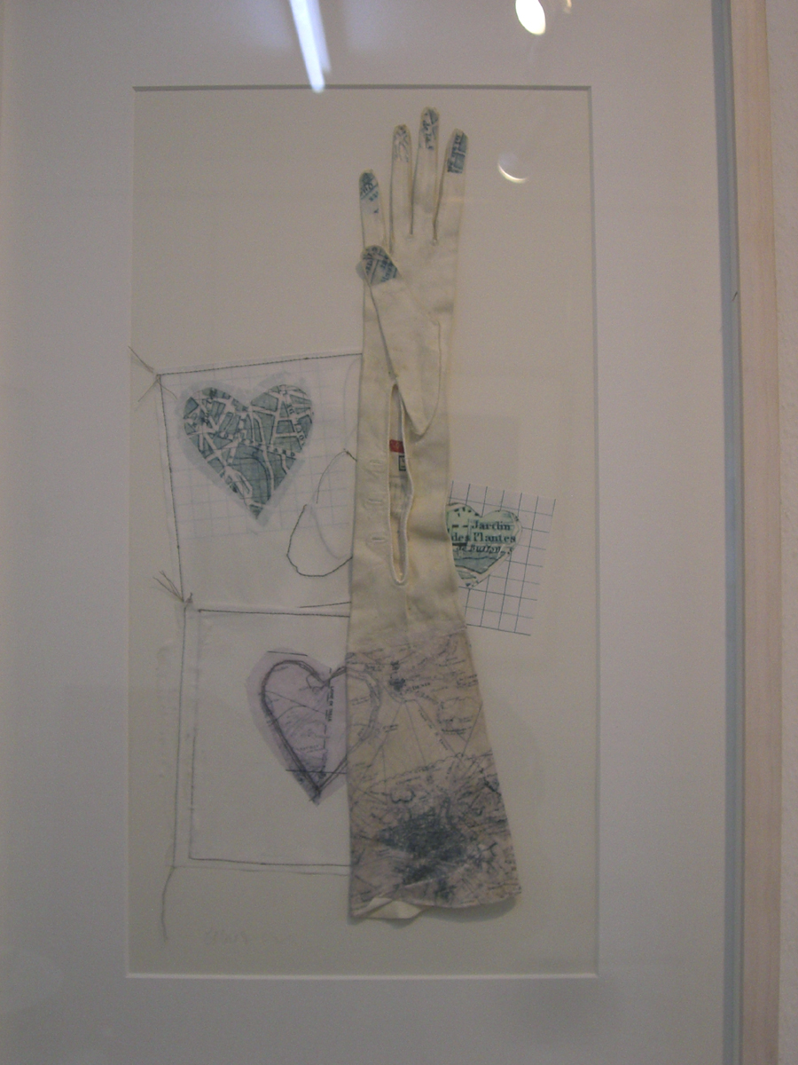 Glove for Solange