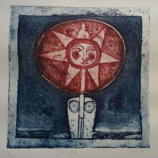 marj-bond-sun-goddess-etching-7-of-30-25-x-25-cm1