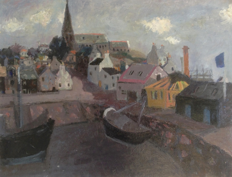 Anstruther Harbour c. 1952-53