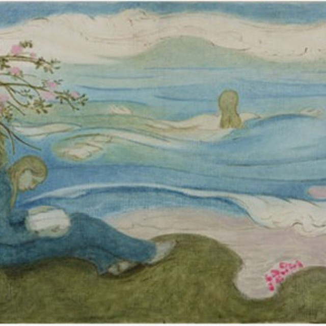 By the Shore, 1981