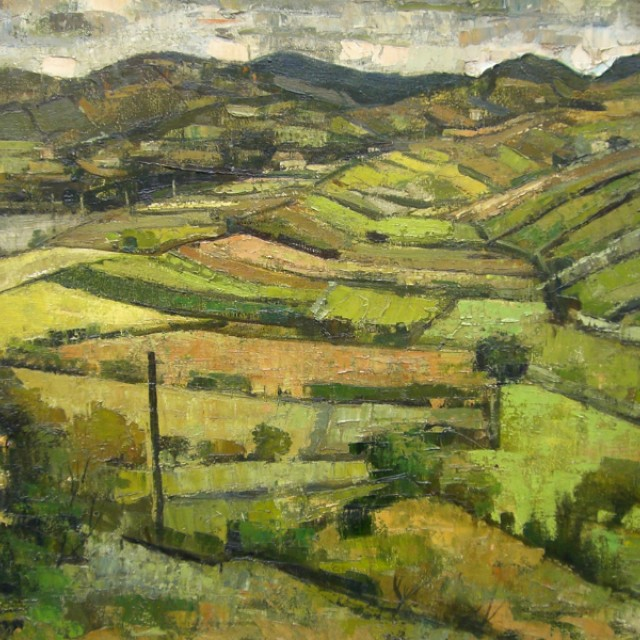 Landscape, County Galway