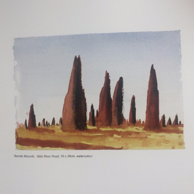 Robert MacLaurin - New Works on Paper from Australia