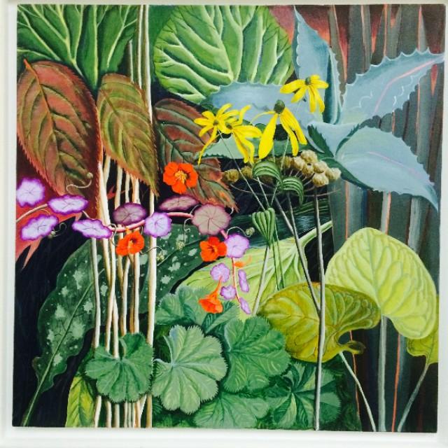 Garden Flowers iii