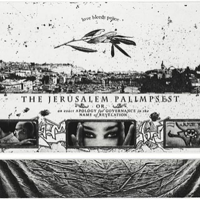 Three views of Jerusalem