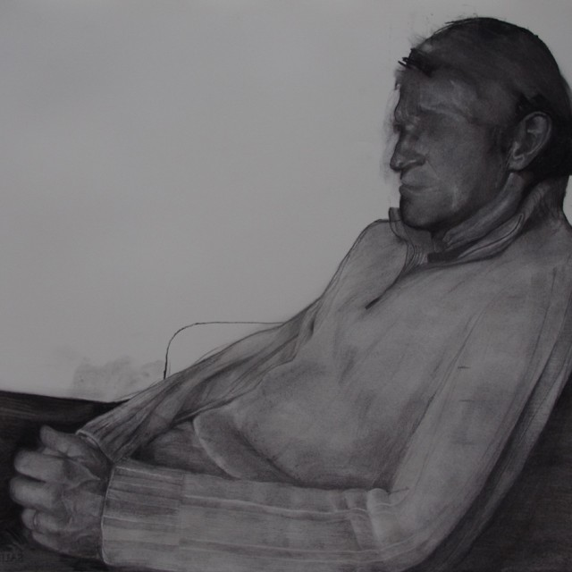 Untitled Seated Male