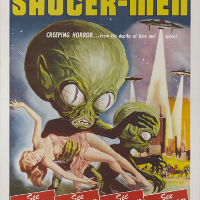The Invasion of the Saucer Men