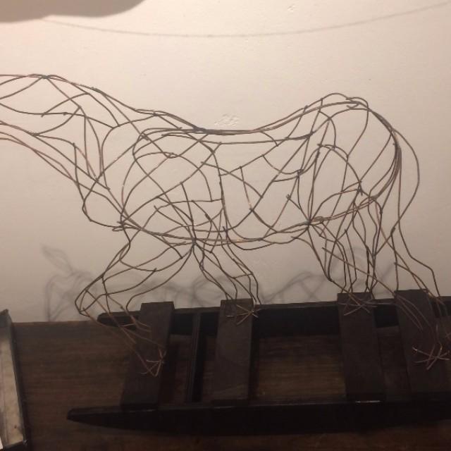 1st Horse Maquette