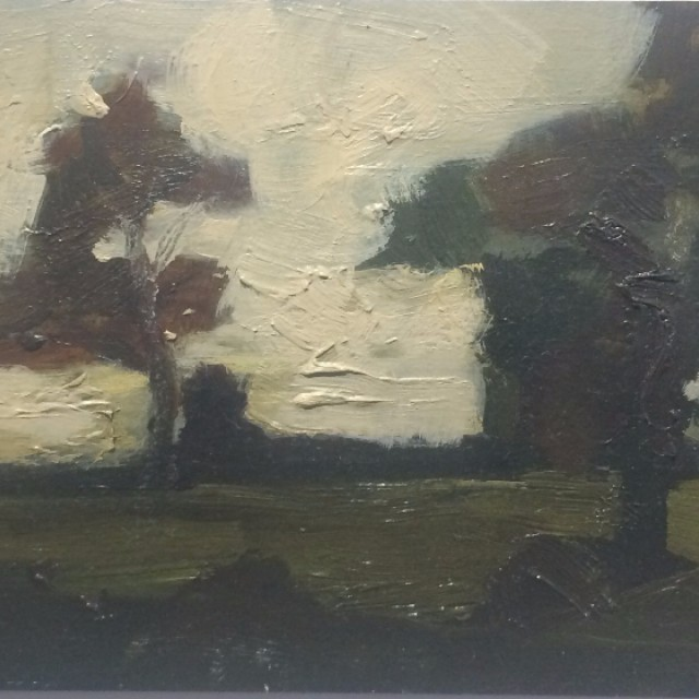 Trees in the Wind ii
