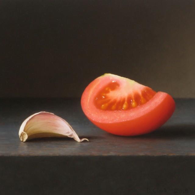 Tomato and Garlic Clove