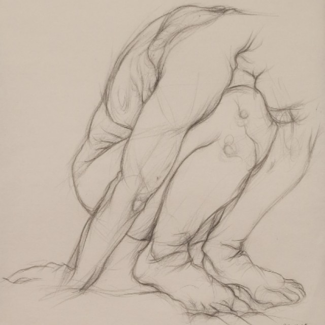 Anne Florence Study 3 £330