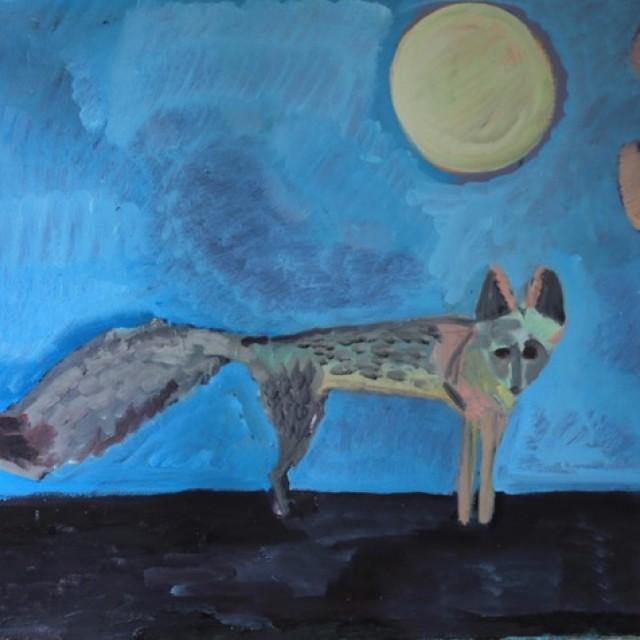 Moonlight Fox £1200