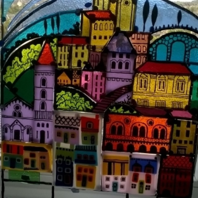 Windows and Rooftops £430