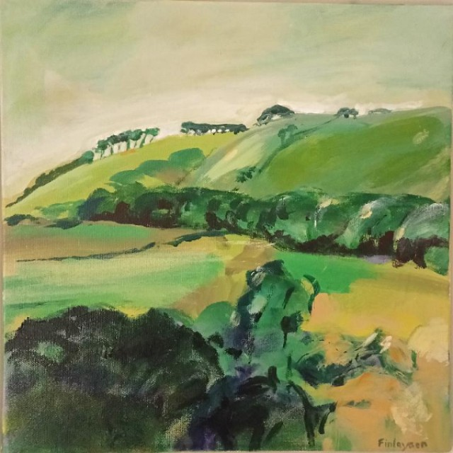 Hills by Broughton