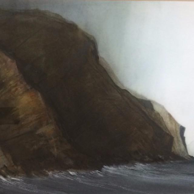 Cliff at Ardnamurchan