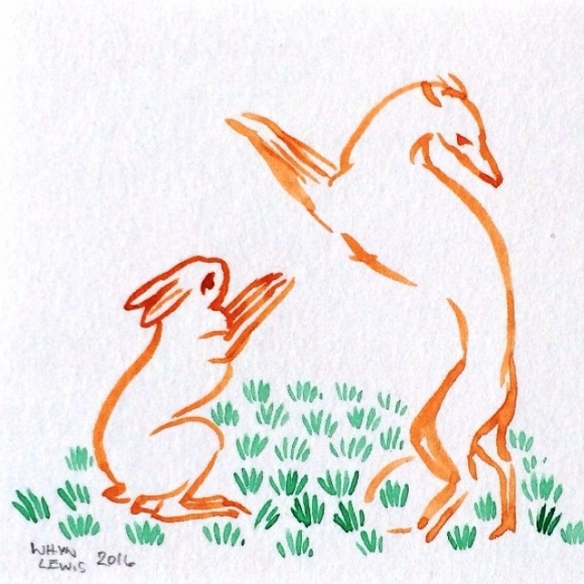Dance with Hare